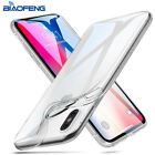 For iPhone XS Max Ultra Thin Cover Shockproof Protective Hybrid TPU Clear Case