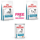 Dry Dog Food Hypoallergenic Royal Canin Veterinary Diet Wet Cans All Dogs Sizes