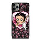 BETTY BOOP CUT LOVE iPhone 6/6S 7 8 Plus X/XS XR 11 Pro Max Case Cover $15.9 USD on eBay