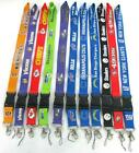 NFL LANYARDS/ KEYCHIANS AND ID HOLDERS $3.0 USD on eBay