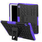 For Huawei Mediapad M3 M5 T3 T5 Heavy Duty Shockproof Case Hybrid Stand Cover