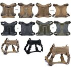 Tactical Scorpion Dog Training Vest K9 MOLLE Military Combat Edition Harness D4