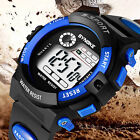 Waterproof Watches Child Boys Girl Multifunction Sports Electronic Digital Watch