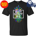 Why We Merchandise Don't Psych Pineapple For Kids Adult Gift T-Shirt size S-2XL image