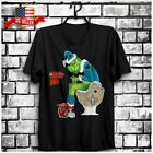 FREESHIP Grinch NFL Team Football Carolina Panthers Champion NFC South T-Shirt $19.99 USD on eBay