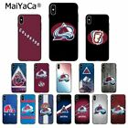 Colorado Avalanche Phone Case Cover (14 day ship option) iPhoneSilicone TPU Soft $0.99 USD on eBay