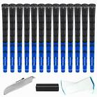 13 x Gavistory MC Semi-cotton Golf Grips (Includes free tape, clamp, Hook Blade)
