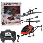 2CH Gyro Helicopter Mini RC Infrared Induction Easy to Fly Toy Gift RC Drone UK