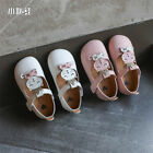2020 New Fashion Casual Girl Leather Shoes Cartoon Cute Single Shoes HOOk LOOP