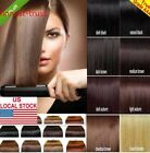 Premium 100 Real Good Clip In Remy Human Hair Extensions Full Head
