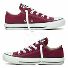 Converse Casual Chuck Taylor All Star Low Tops Sport Causal Canvas Trainer Shoes