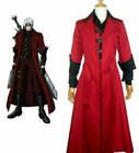 Devil May Cry Dante DMC Cosplay Costume