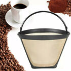 UK Coffee Filter Mesh Permanent Coffee Filter Basket Strainer For Cuisinart