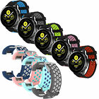 Silicone Band Strap Sport Rubber For Samsung Galaxy Watch Active 2 40mm 44mm image