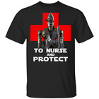 Star Wars IG-11 To Nurse And Protect T-Shirt Men's Tee Shirt S-5XL $15.95 USD on eBay