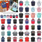 Mummy Maternity Nappy Diaper Bag Large Capacity Baby Travel Backpack Handbags