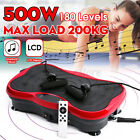 Used, Body Vibration Machine Exercise Platform Massager Fitness Slim bluetooth Control for sale  Shipping to Nigeria