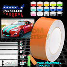 Gloss Color Racing Stripes Vinyl Wrap Decal For Scion Toyota FRS 10FT / 20FT $9.99 USD on eBay