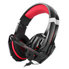 KOTION Pro Gaming Stereo Headset Earphone Microphone for PS4 Laptop PC XBOX P6K2