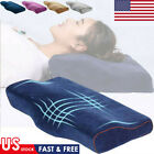 Contour Memory Foam Pillow Orthopedic Sleeping Ergonomic Cervical for Neck Pain/ image