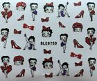 💅💖?? NEW! 3D Betty Boop Decals/Stickers + 1 Mini Nail File (gift) $1.99 USD on eBay