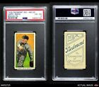 1909 T206 Happy Smith Brooklyn Superbas (Dodgers) PSA 4 - VG/EXBaseball Cards - 213