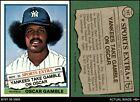 1976 Topps Traded #74 Oscar Gamble T Yankees 6 - EX/MT