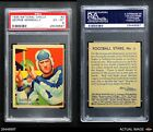 1935 National Chicle #3 George Kenneally  Eagles PSA 6 - EX/MT