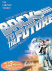 Back to the Future Trilogy (DVD, 2002, 3-Disc Set, Full Screen) NEW