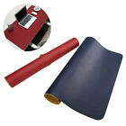 BUBM PU Leather Desk Pads Waterproof Gaming Mouse Mat Large For Office Home