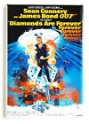 "Diamonds are Forever FRIDGE MAGNET movie poster ""style A"" james bond $5.95 USD on eBay"