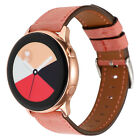 Genuine Leather Band for Samsung Galaxy Watch Active Active2 Fresh Style Strap
