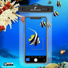 Waterproof Mobile phone Case Underwater Cover Bag Samsung Android iPhone UK