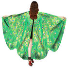(32 kinds) A beautiful butterfly cloak festival dance cape of Europe and America