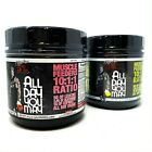 5% Nutrition Rich Piana ALL DAY YOU MAY 30 Servings BCAA Powder Amino Acids