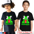 Kyпить Kids UNSPEAKABLE T-Shirt Short Sleeve Boys Girls Summer Cotton Tee Tops на еВаy.соm