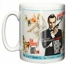 Dirty Fingers Mug, Sean Connery James Bond From Russia With Love, Film Poster £8.99 GBP on eBay