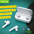 QCY T5 TWS Wireless Bluetooth 5.0 Earbuds Noise Cancelling Charging Box C9Q7