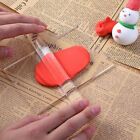 Hollow Acrylic Transparent Roller Sculpey Polymer Clay DIY Crafts Rolling Tool image