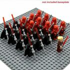 21pcs STAR WARS Military Clone Army Minifigures DARTH VADER YODA JEDI for Lego $31.99 USD on eBay