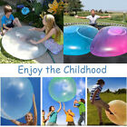 New Water-filled Interactive Rubber Big Amazing Bubble Balls By BubbleWorld