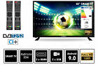 "Fernseher LED TV 24"" 32"" 40"" 50"" Zoll Full HD DVB-T2/S2 Smart-Option Elements"