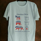 Kyпить new Joe Exotic For President  mens White T-shirt  на еВаy.соm