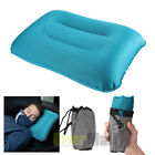 Inflatable Air Camping/Travel Pillow Ultralight Portable Backpacking TPU w Bag