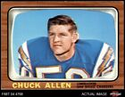 1966 Topps #118 Chuck Allen Chargers Washington 4 - VG/EX $5.0 USD on eBay