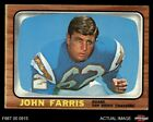 1966 Topps #122 John Farris Chargers San Diego St 3 - VG $3.5 USD on eBay