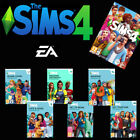The Sims 4 Full Range Of Base Game And Expansions For Pc & Mac - New & Sealed