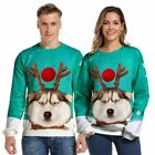 Carnival Unisex Ugly Sweater Womens Mens Funny Dog Jumper Sweatshirt Pullover