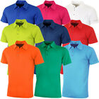 Bobby Jones Mens XH2O Perf Solid Jersey TF Golf Polo Shirt 67% OFF RRP