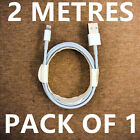 Apple iPhone 1M 2M Lightning USB Charger Cable Lead For iPhone X XR 8 7 6 5 iPad